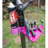 Stebles Design Bicycle Work stand Tool Holder